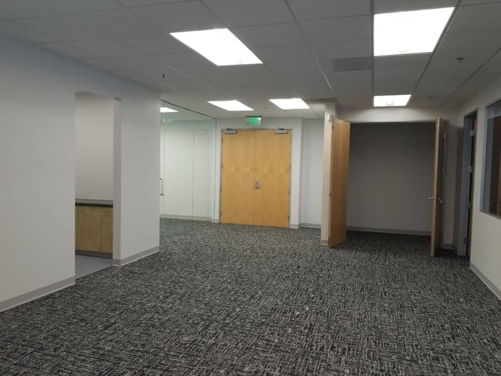 Cullgen International Tenant Improvement AH Construction San Diego
